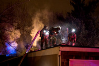 12-17-16 Residential Fire....NE Rose Parkway
